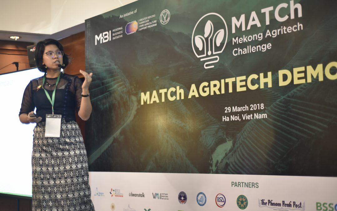 Tailored educational tools for farmers in Myanmar